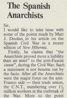 New Hibernia 1986