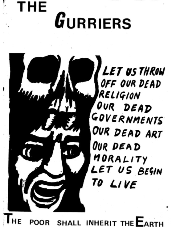 Gurriers cover
