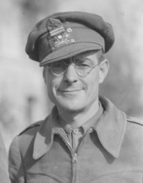 Pat Reid in Spain