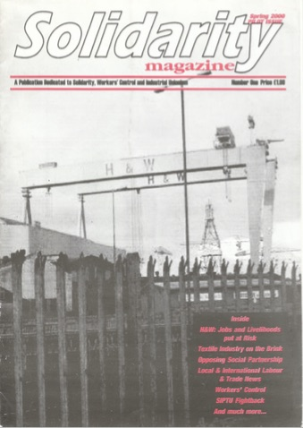 Solidarity mag cover
