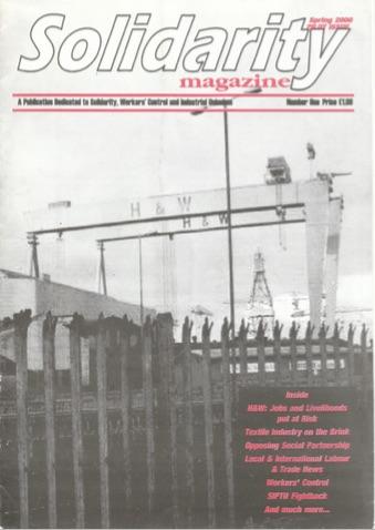 Solidarity mag cover